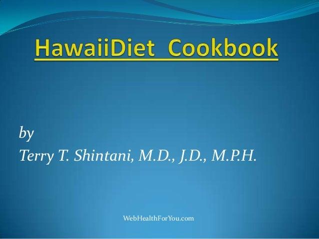Hawaii diet cookbook 6