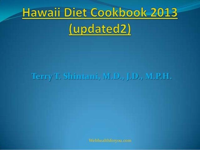 Hawaii diet cookbook (updated2) 24