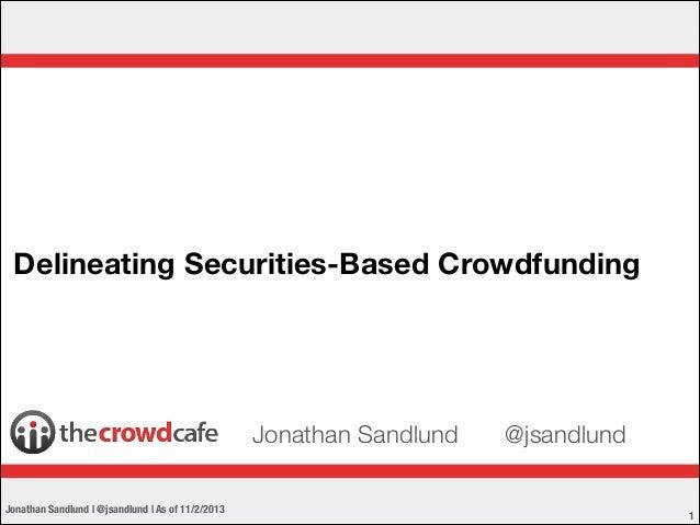Crowdfunding.Hawaii VC Summit. Day1