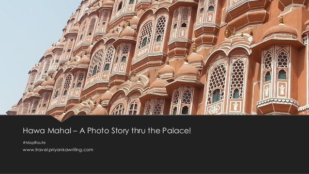 Information About Hawa Mahal