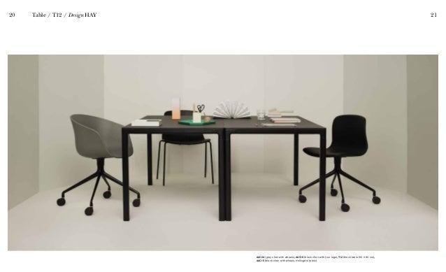 11 chair aac22 black
