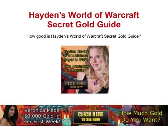 Secret Gold Guide Revealed