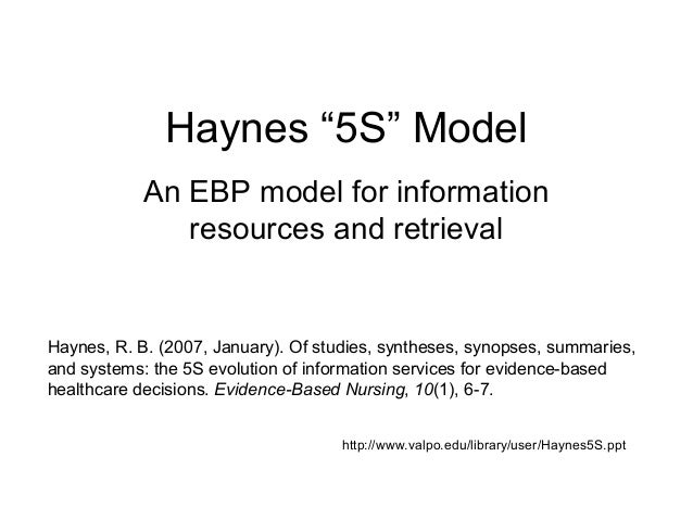 Haynes5 s