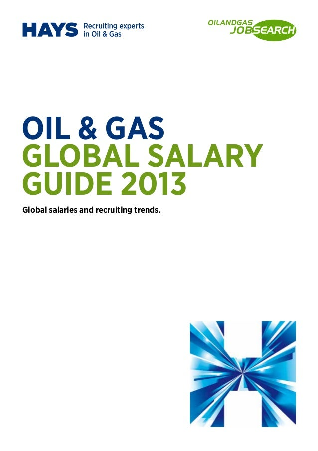 Oil & Gas Global Salary Guide