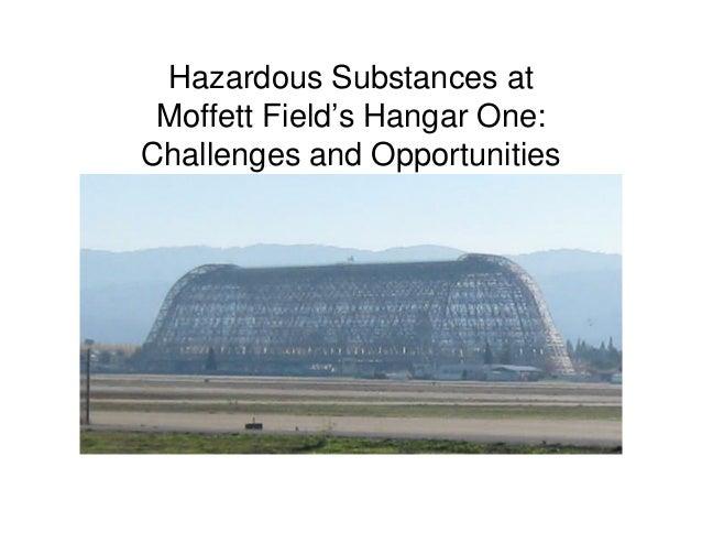 Hazardous Substances atMoffett Field's Hangar One:Challenges and Opportunities