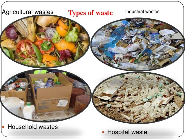 the classification of solid waste environmental sciences essay Classification of wastes according to their origin and type  structure of solid waste solid waste refuse trash  solid waste management.