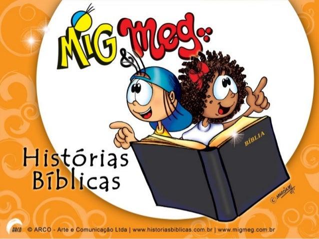 Histórias Bíblicas (Mig e Meg)
