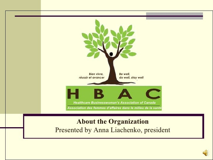 Hbac who we are voice