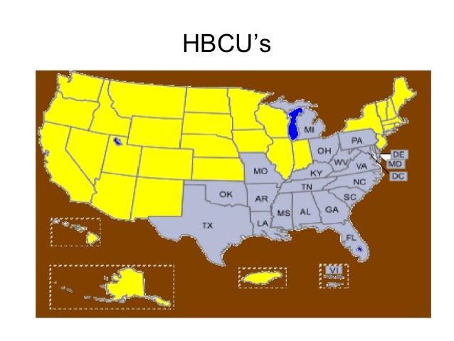 HBCU's