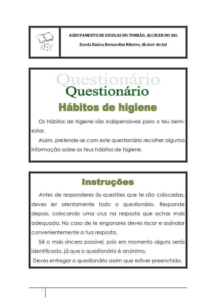 AGRUPAMENTO DE ESCOLAS DO TORRÃO, ALCÁCER DO SAL                   Escola Básica Bernardim Ribeiro, Alcácer do Sal   Os há...