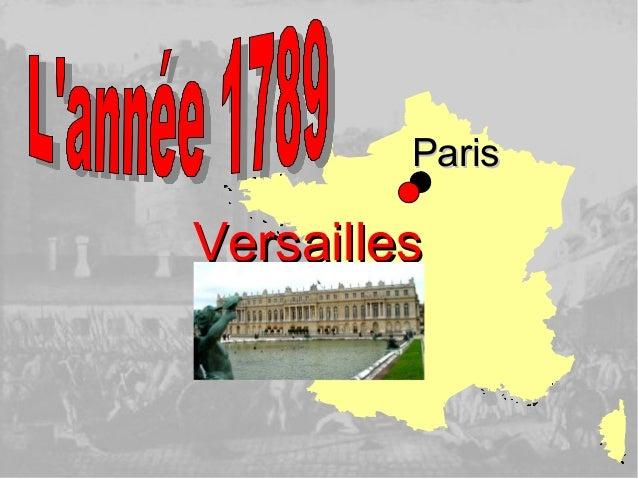 ParisParis VersaillesVersailles