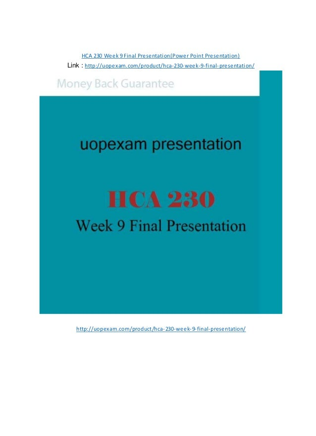 hca 230 final project interpersonal communication presentation @emaze_tweets is the leading online #presentation hca 230 week 1 individual assignment the communication process model hca 230 week 2 (new syllabus with final.