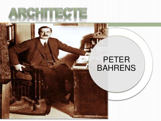 PETER BAHRENS