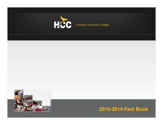 Hcc 2013 2014 fact book