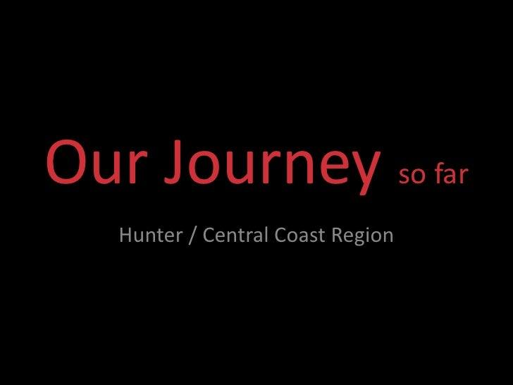 DER Regional Sharing Day - HCC Presentation