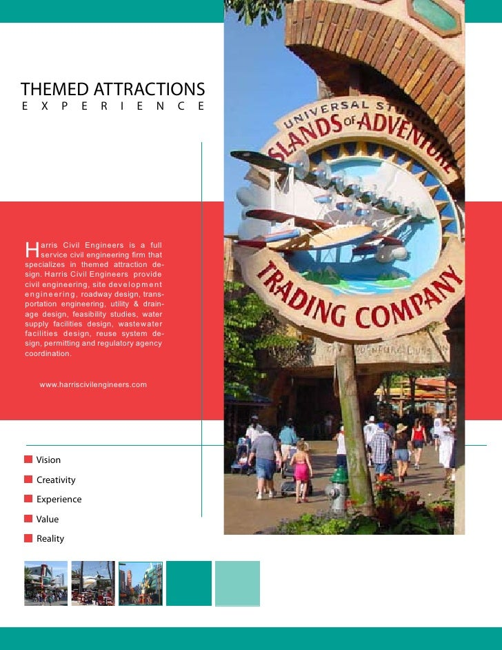 HCE Themed Attractions