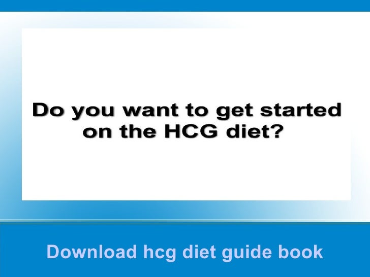 Hcg weight loss cure guide pdf free download
