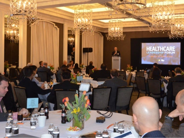 HCLF 2013: Evidence at the Center of Care