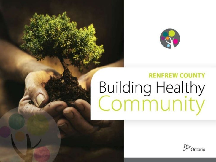 HCP - Linking Healthy Community