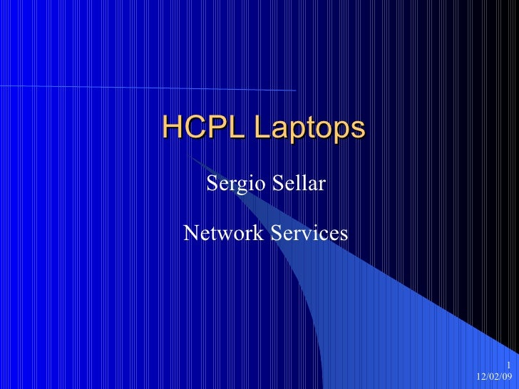 Hcpl Laptops