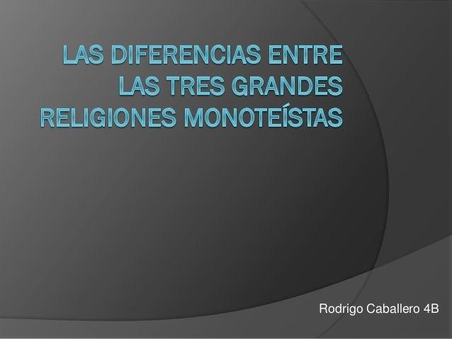 Rodrigo Caballero 4B