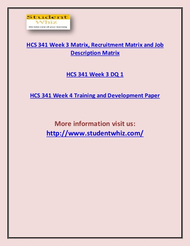 hcs 320 week 2 assignment Tutorialrank is a online tutorial store we provides hcs 320 week 2 discussion question 1 (uop course.