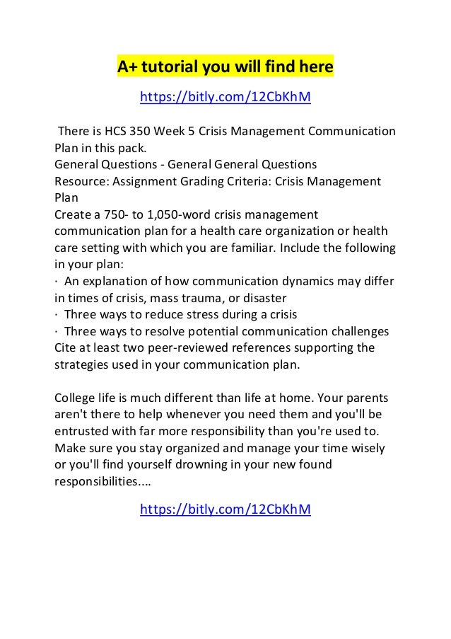 crisis management communication plan Crisis management communication plan if the response is efficient in the event of a crisis relevant, survival to the organization, whether team is prepare or not.