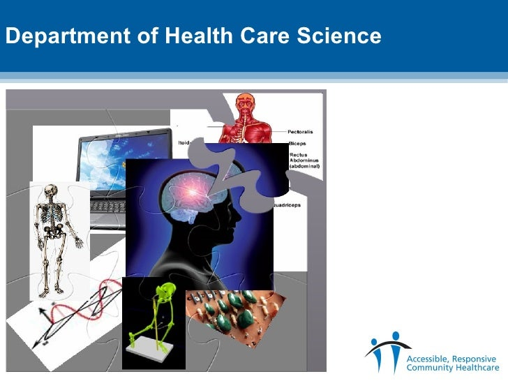 Department of Health Care Science