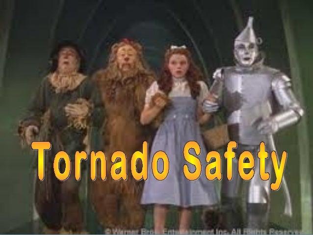 HCS Tornado Safety