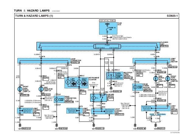 hyundai h100 circuit diagram