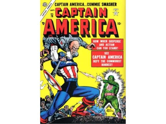 Histoire Des Arts: Captain America Domaine artistique: les arts du quotidien. Thématique: Arts, création, culture. Problém...