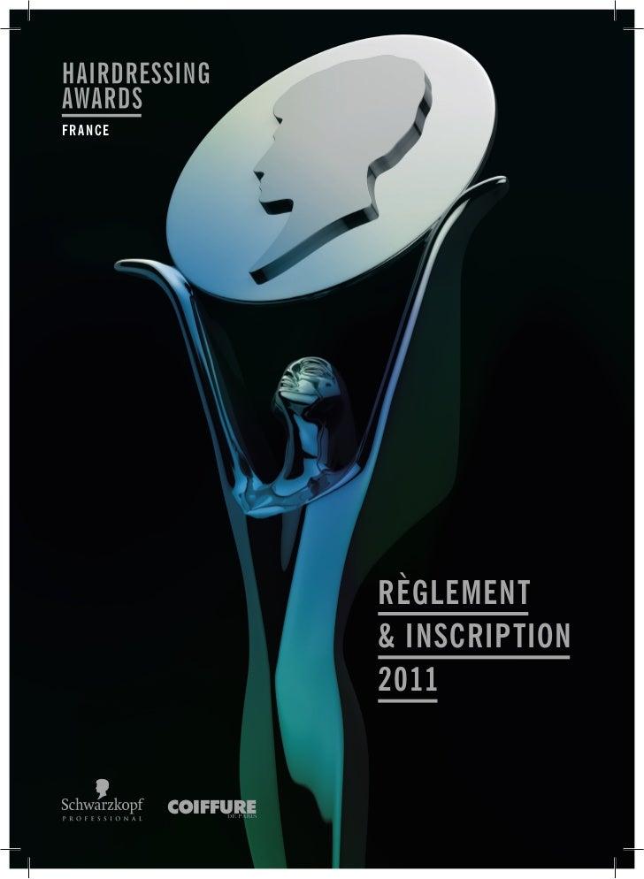 FRA N C E            RÈGLEMENT            & INSCRIPTION            2011