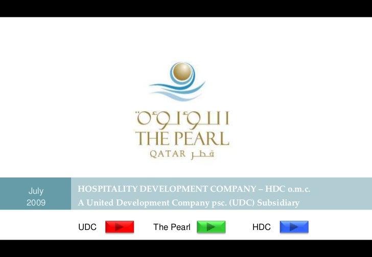 The Pearl - Qatar*