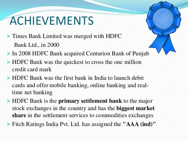 merger of hdfc bank and centurion bank of punjab Mumbai, feb 23: the merger of centurion bank of punjab (cbop) with hdfc bank is proceeding at a brisk pace while the boards of both the banks today gave their in-principle approvals to the merger, they will meet again on february 25 to consider the swap ratio and later on february 28 to vet the draft scheme of amalgamation.