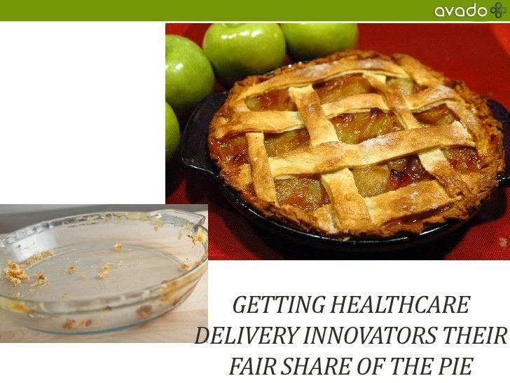 HDIA: Getting healthcare innovators their fair share