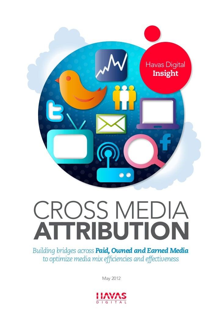 Cross Media Attribution by Havas Digital