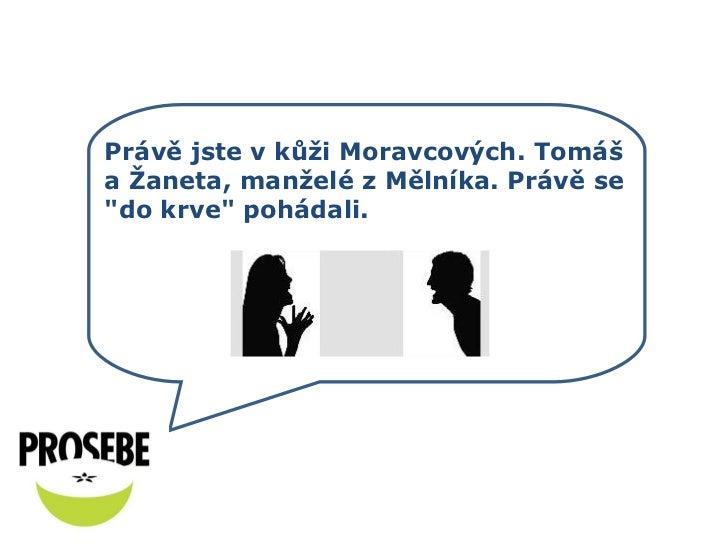 O čem je typická česká hádka mezi mužem a ženou?