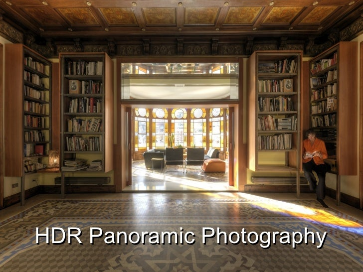 Hdr Panoramic Photography