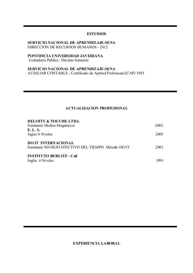 Certificado Aptitud Profesional Certificado de Aptitud