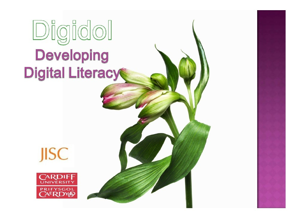 Head - Digidol – developing digital literacies