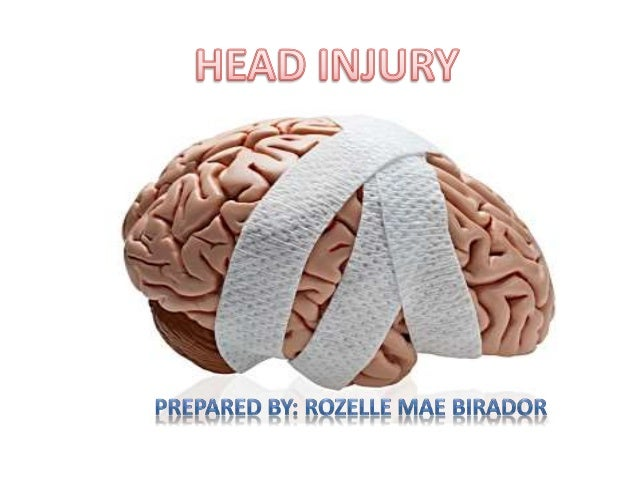 management of head injury Traumatic brain injury (tbi), also known as intracranial injury other methods to prevent damage include management of other injuries and prevention of seizures.