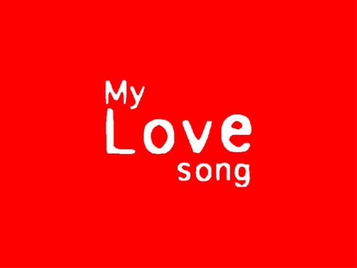 Head Over Heals - My Love Song