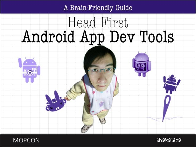 Head first android apps dev tools