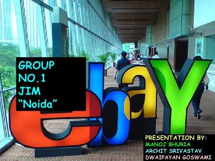 Headquarter of ebay