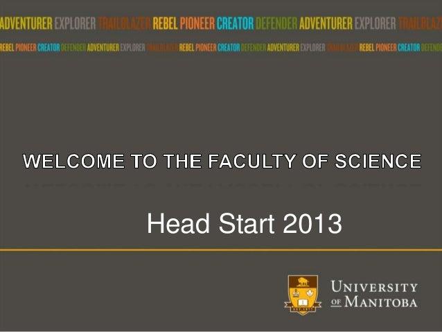 Head Start 2013