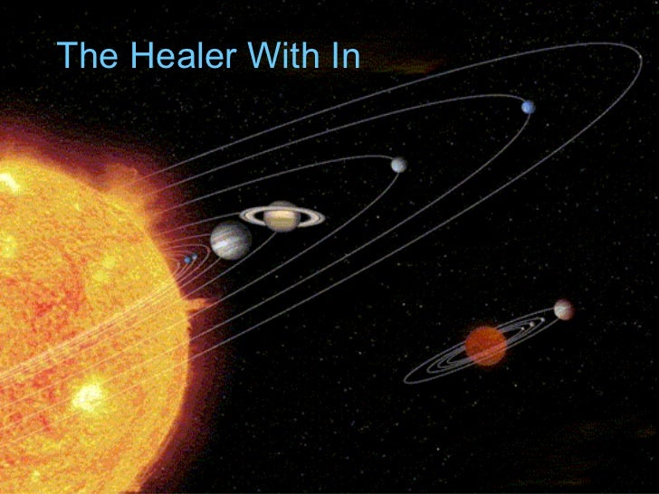 The Healer With In
