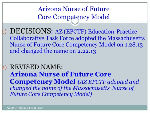 how does nursing education fit in the future Nursing education: past, present, future martha scheckel phd, rn chapter learning outcomes after reading this chapter you will be able to:.