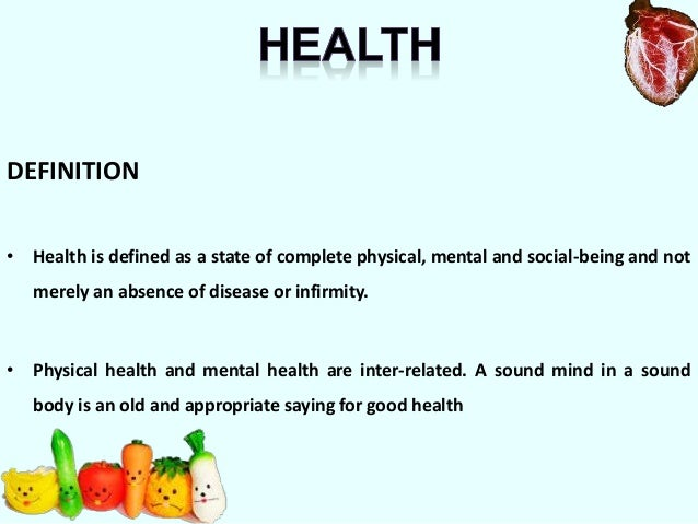 Physical health vs mental health?
