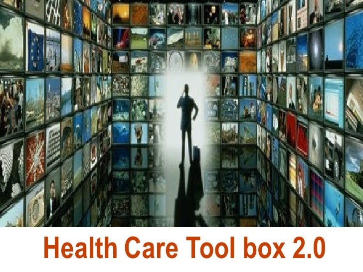 Health Care Tool box 2.0 Need multi-channel image