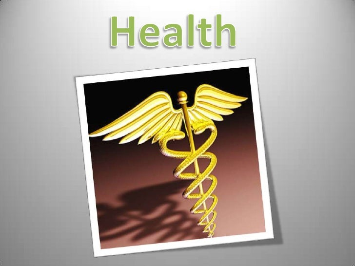 Health<br />